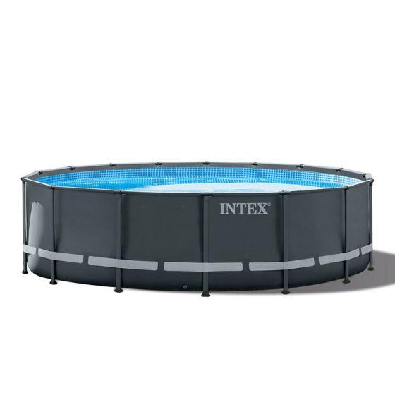 Kit-Piscine-Intex™-Ultra-XTR-Frame-Ø-4.88-x-1.22m-(Incl.-filtre-à-sable)