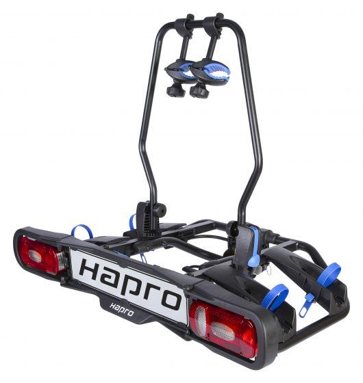 Hapro-Atlas-2-Premium-Blue---Modèle-2018---E-Bike-Porte-vélo