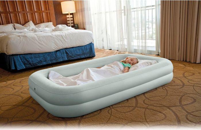 Ensemble De Matelas Gonflable Pour Enfants Intex Kidz Travel Bed