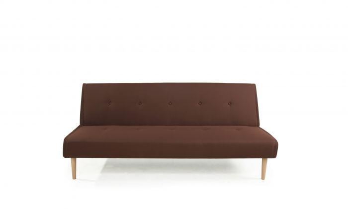 Canapé-lit-1-personne-Moskow-marron