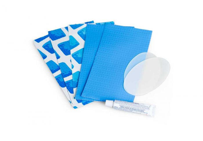 Kit-de-réparation-bleu-Intex