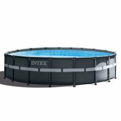 Kit-Piscine-Intex™-Ultra-XTR-Frame-Ø-5.49-x-1.32m-(Incl.-filtre-à-sable)