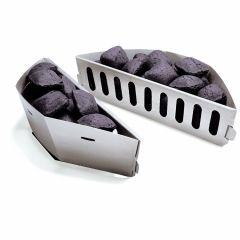 Paniers-à-charbon-Weber-Char-Basket-(57-cm-barbecue,-ensemble-2-pièces)