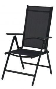 Chaise-de-jardin-Master-réglable-aluminium