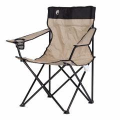 Chaise-pliante-Coleman-standard-quad-kaki