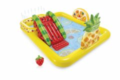 Intex-piscine-pour-enfants---Play-Center-Fun-&-Fruity-(244-x-191-x-91-cm)