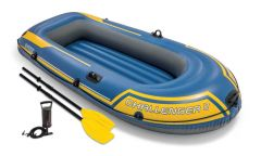 Intex-bateau-gonflable---Challenger-2-Set