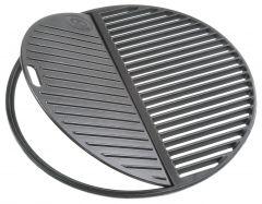 Grille-en-fer-de-fonte-en-deux-pièces-Ø45-cm-Outdoorchef