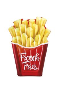 Matelas-gonflable-INTEX™-french-fries