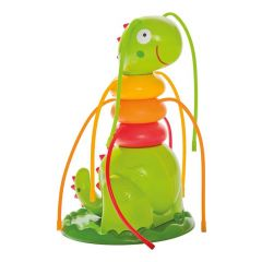 Jet-d'eau-INTEX™---Friendly-Caterpillar-sprayer