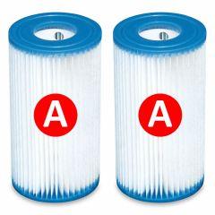 Intex-filtre-à-cartouche-type-A-–-2-pièces