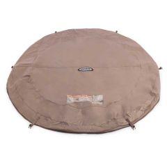 Bâche-Intex-PureSpa-beige---spa-6pers