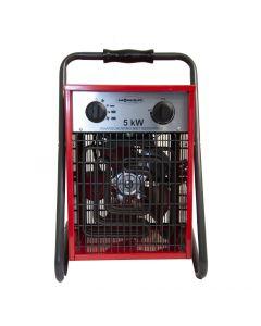 Radiateur soufflant industriel 5000W