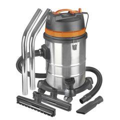 Aspirateur-humide-et-sec-industriel-Eurom-Force-1420-en-acier-inoxydable