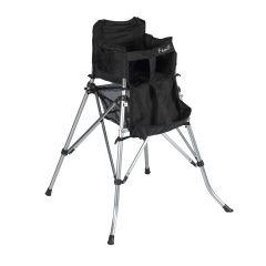 Chaise pour enfant One-2-stay noire