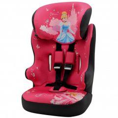 Siège-auto-Disney-Racer-Princess-1/2/3
