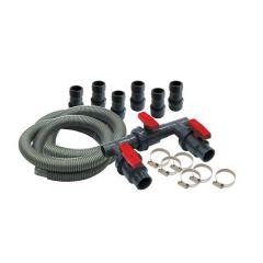 Bypass kit voor zwembadverwarming
