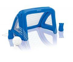 Intex Cage de water polo flottante   Fun Goal