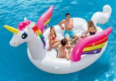 INTEX™ Ride on Unicorn Party Island