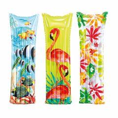 Intex-Matelas-Fashion-Print
