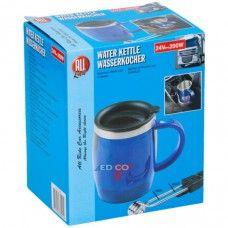 Mug isotherme et chauffe-eau 24 volts