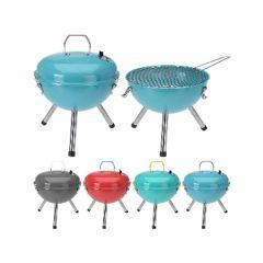 Barbecue-au-charbon-de-bois-rond