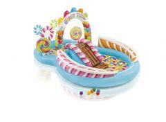 Piscine aire de jeux bonbons pour enfants INTEX™