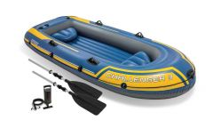 Intex-bateau-gonflable---Challenger-3-Set