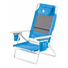 Chaise de camping Coleman Low Recliner
