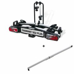 Porte-vélos-Pro-User-Diamant-SG2-Plus-+-Rampe-de-chargement