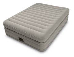 Matelas gonflable Intex Prime Comfort Elevated Queen 2 places