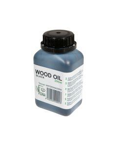 Ecofurn huile de bois - noir - 2,5 dl