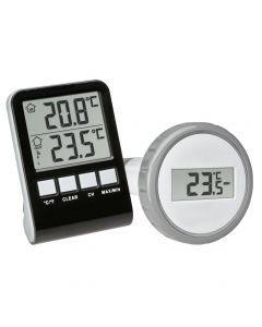 Thermomètre de piscine TFA Dostmann PALMA