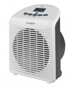 Eurom Safe-T-Fanheater 2000 LCD Chauffage soufflant