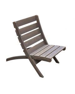 Ecofurn City Granny chair – gris