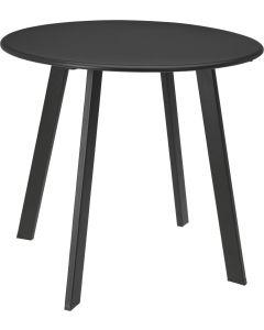 Table de salon extérieur gris - Ø50
