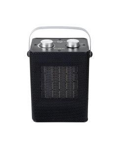 Eurom Safe-T-Heater 2000 Chauffage céramique en métal