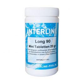 Interline pastilles de chlore organique 1 kg 20gr par - Pastille chlore piscine gonflable ...