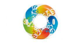 INTEX™ bouée - Color Whirl (Ø 122 cm)