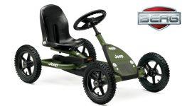 Kart-à-Pédales-BERG-Jeep-Junior-