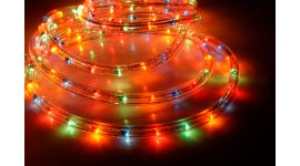 Éclairage-ruban-Multicolore-9-mètres