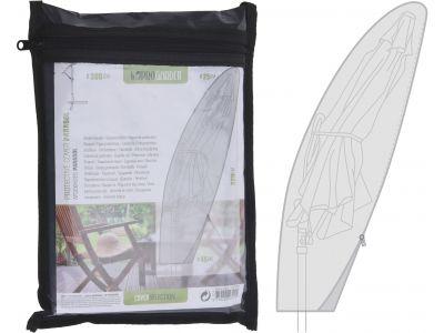 housse pour parasol parasol suspendu 3x3. Black Bedroom Furniture Sets. Home Design Ideas