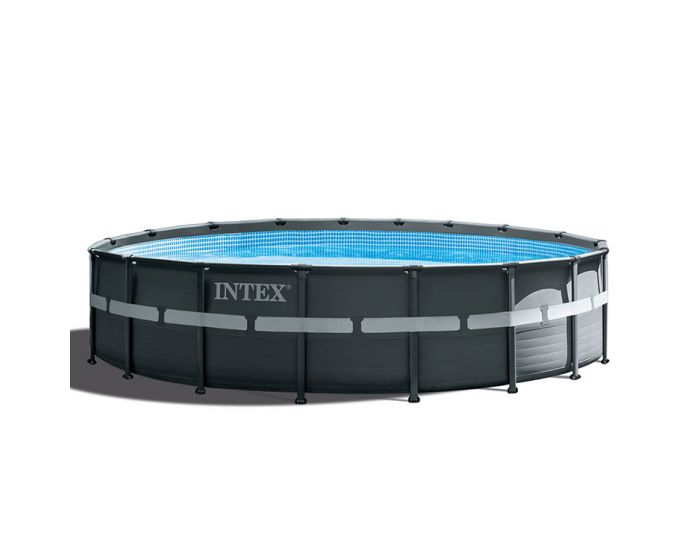 Kit Piscine Intex™ Ultra XTR Frame Ø 5.49 x 1.32m (Incl. filtre à sable)