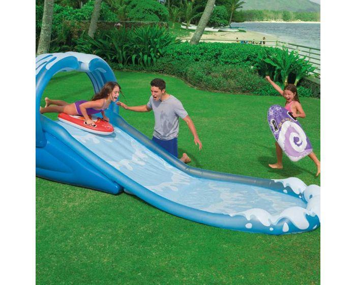 INTEX™ Surf ' N Slide - Toboggan d'eau