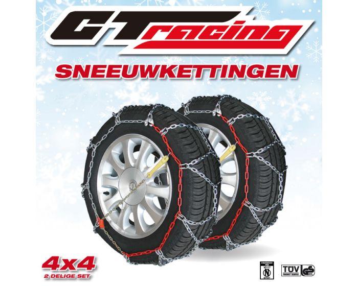 4x4 chaînes à neige - CT-Racing KB39
