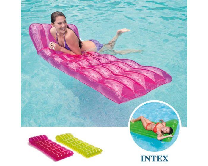 INTEX™ Matelas gonflable - Color Splash Lounge