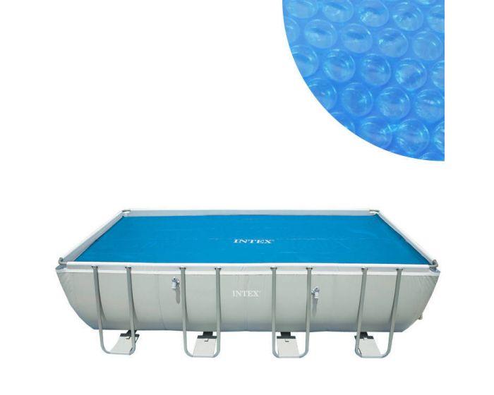 Bâche à bulles - Piscine INTEX™ 732 x 366 cm
