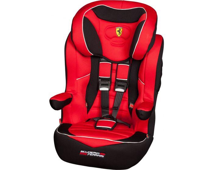 Siège auto Ferrari I-Max SP Rosso groupe1/2/3