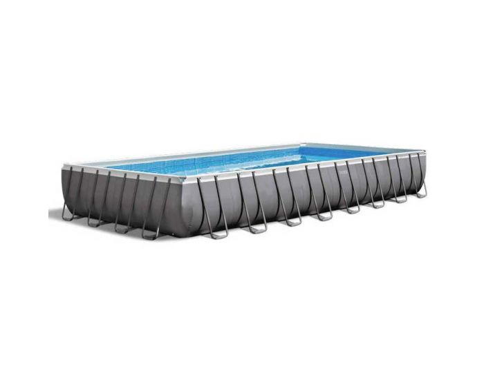 Kit Piscine Intex™ Ultra Frame 9.75 x 4.88 x 1.32m (Incl. filtre à sable)