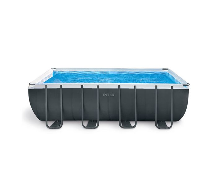 Kit Piscine Intex™ Ultra XTR Frame 5.49 x 2.74 x 1.32m (Incl. filtre à sable)